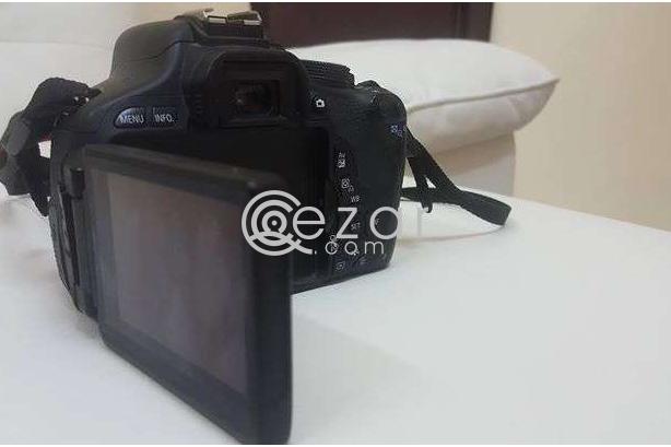 Canon DSLR professional camera model 600d photo 4