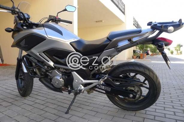 Honda NC700X 2012 photo 2