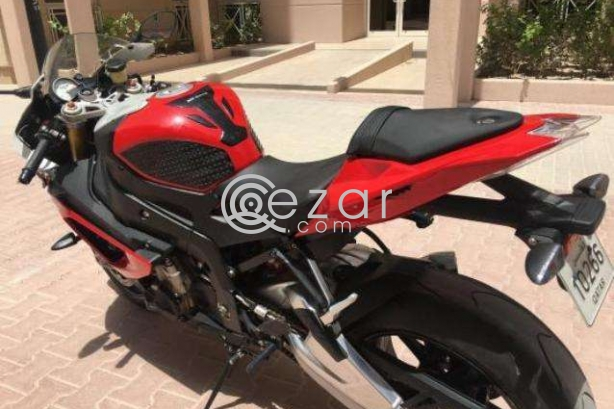 Bike BMW S1000 RR only 2700 km in rare condition photo 1