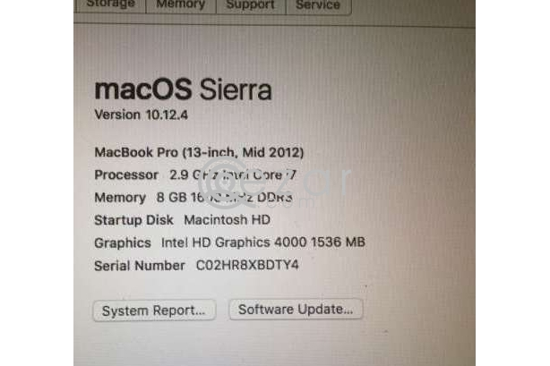 "MacBook Pro 13"" photo 2"