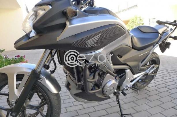 Honda NC700X 2012 photo 1