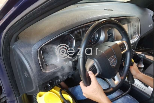 CAR INTERIOR CLEANING AT YOUR DOORSTEPS QATAR photo 2
