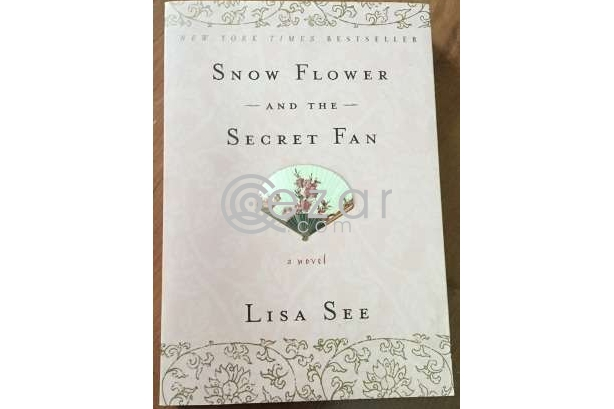BestSeller;  Snow Flower and the Secret Fan photo 1