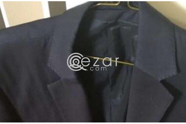 3 blue marine suits photo 1
