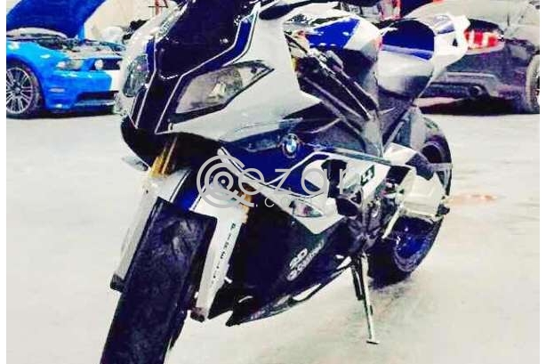 BMW S1000RR Perfect condition photo 2