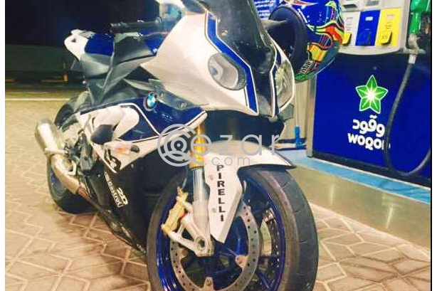 BMW S1000RR Perfect condition photo 1