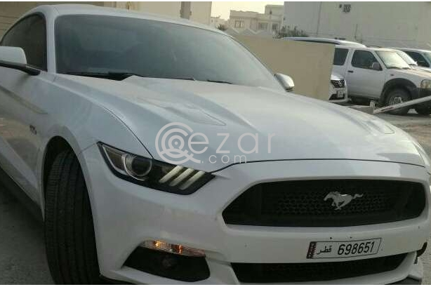 Ford Mustang Gt Photo
