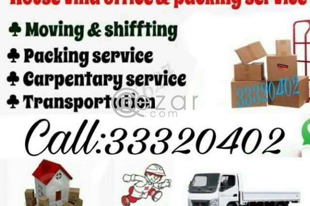 Moving and Shifting service photo 1
