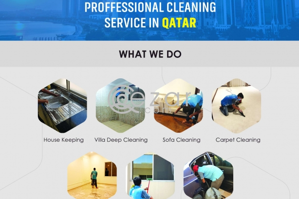Fresho Cleaning Services Doha - Qatar. Call 77416102 photo 1