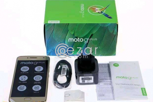 Moto G5 Plus new photo 1