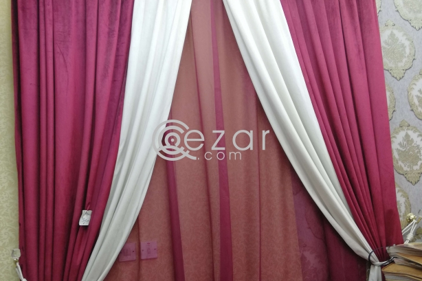 CURTAIN SOFA REPAIRING PAINT ROLLER BLINDS VERTICAL BLINDS OFFICE AND photo 1