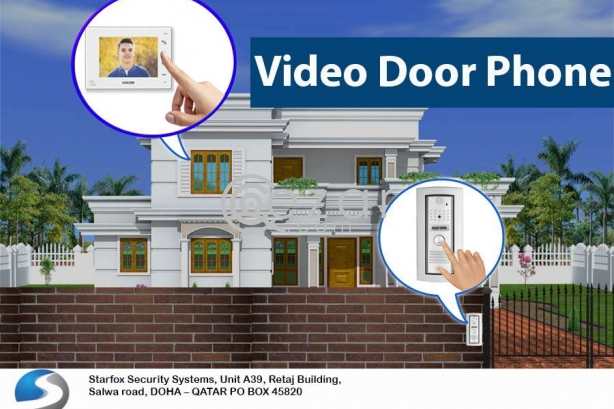video door phone security solution photo 1