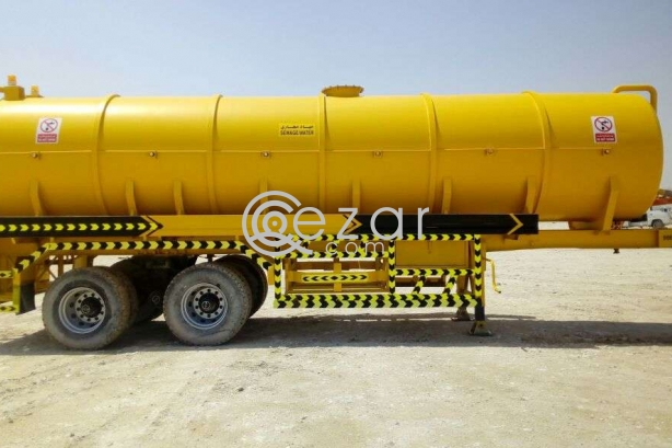 Sewage Tanker for sale photo 1