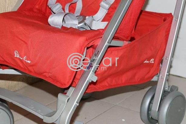 Silver cross dazzle stroller photo 15