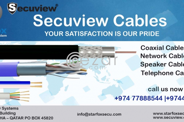high quality network cable, coaxial cable, telephone cable, speaker cable photo 1