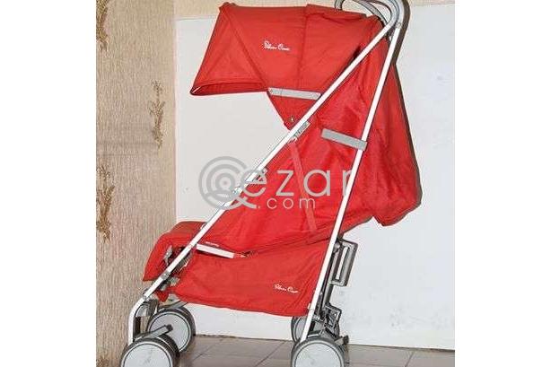 Silver cross dazzle stroller photo 4