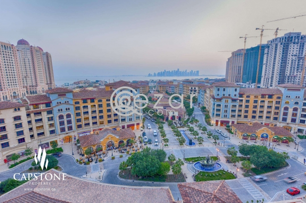 FREE 2 MONTHS RENT + QATAR COOL, Apartment at Medina Centrale, The Pearl photo 7