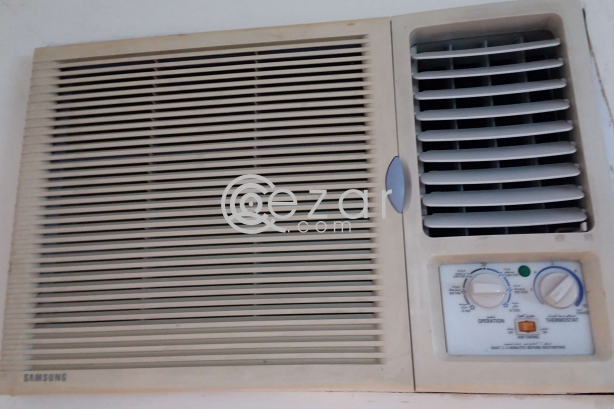 Home Appliances Air Conditioners 1 5 Ton Samsung Window