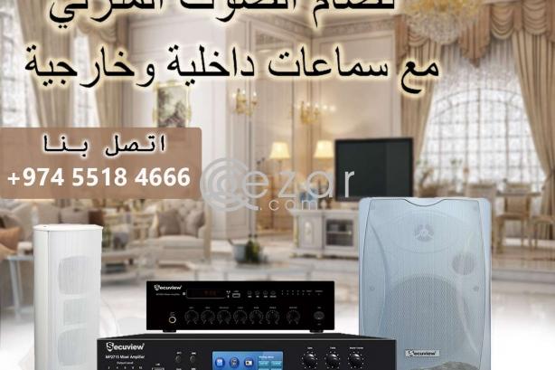 نظام الصوت المنزلي photo 1