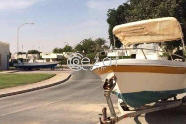 20ft boat for sale 115hp photo 1