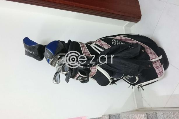 Golf set for sale photo 2