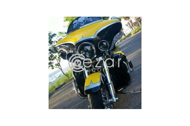 CVO Ultra Classic Like new photo 5