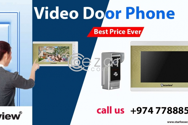 Video Door Phone System, Doha photo 1
