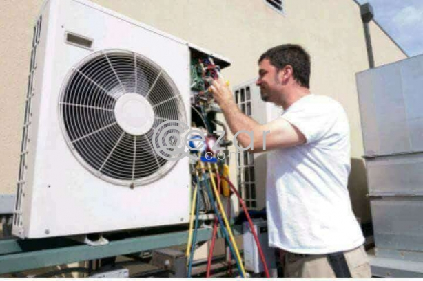 AC sale, service and repair all good condition photo 1