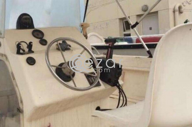 20ft boat for sale 115hp photo 2