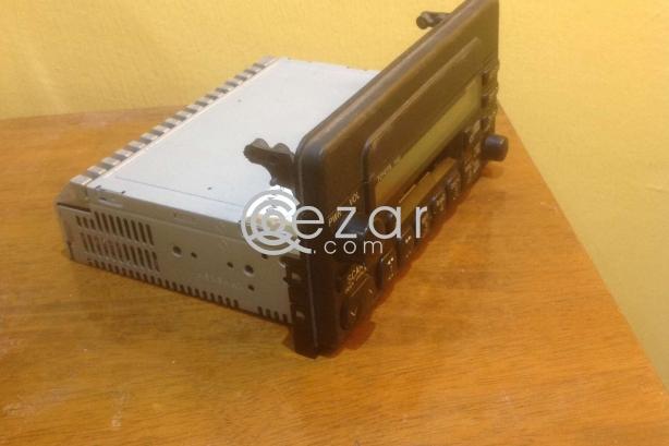 Toyota radio / cassette photo 1