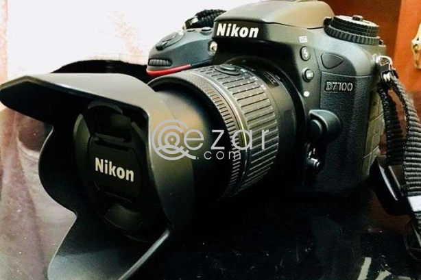 New Nikon 7100 Perfect condition photo 3