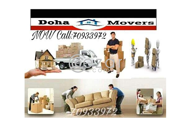 Moving and Shifting service. Call:+974-33320402W photo 1