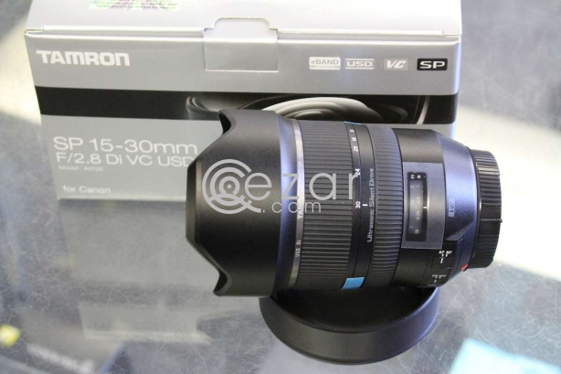 Tamron 15-30mm f/2.8 Di VC USD Lens for sale Or Swap with Tamron 24-70 F/2.8 photo 1