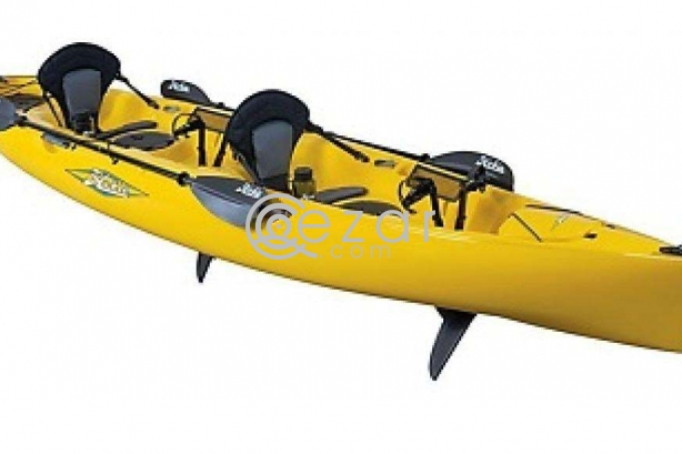 Kayak mirage outfitter the only one in Middle East photo 5