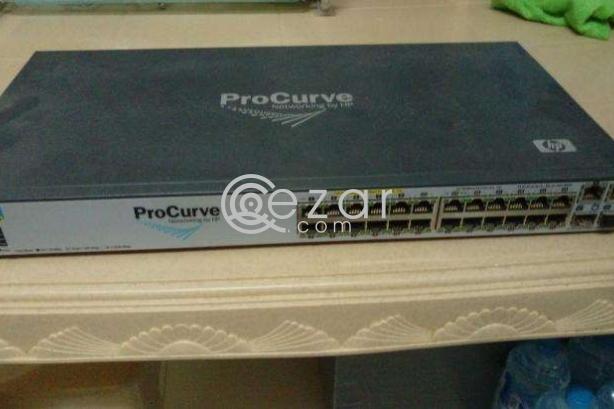 6 HP ProCurve Ethernet Switchs photo 1