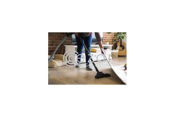 Skilled female and male cleaners staff available photo 3