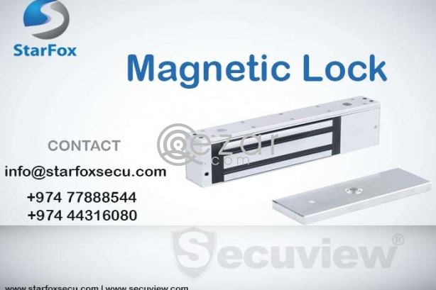 High quality magnetic door lock photo 1