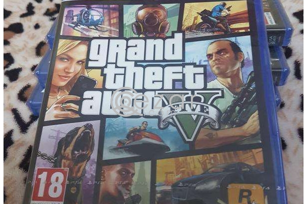 PS4 GTA V- Grand Theft Auto 5 Game (FREE DELIVERY) photo 3