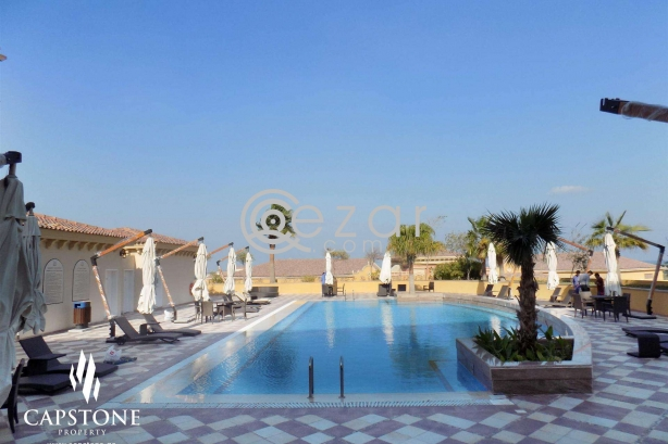 FREE 2 MONTHS RENT + QATAR COOL, Apartment at Medina Centrale, The Pearl photo 5