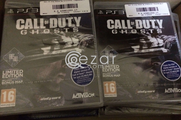 Call of duty Ghost ps3 brand new photo 1