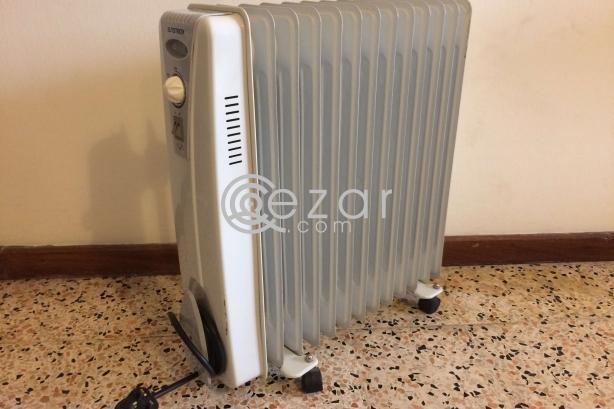Sunstech Oil Heater photo 1
