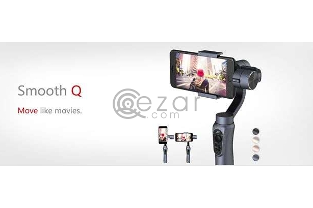 Zhiyun Smooth-Q 3 Axis Handheld Gimbal for Smartphone photo 6