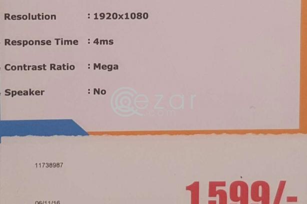 New Samsung 27 Gaming Monitor photo 1