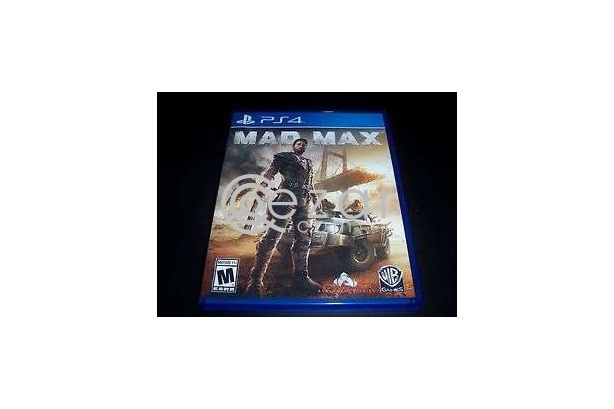 PS4 Mad Max for Sale photo 1