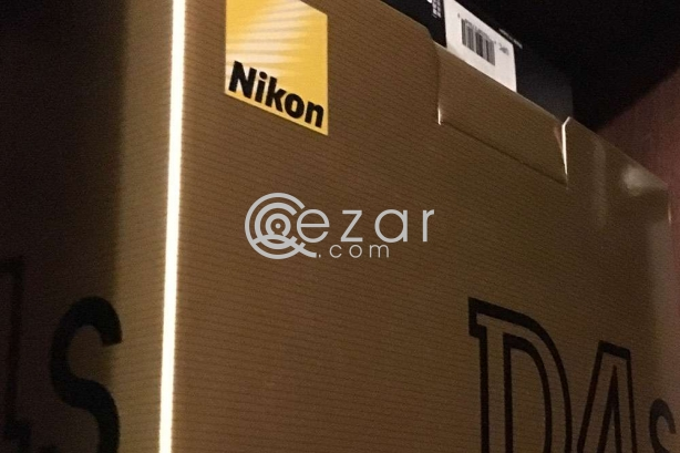 Nikon D4S for sale (mint) photo 5