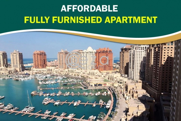 Affordable Fully Furnished Apartment with Marina View photo 1
