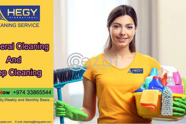 General Cleaning And Deep Cleaning Service photo 1