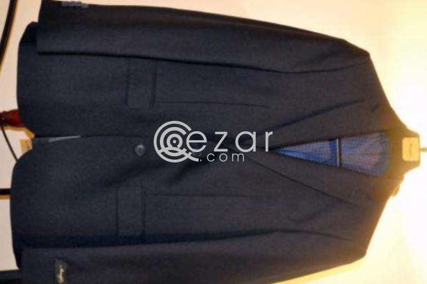 Black Formal Suit (Brand: Mosaigue Italy) photo 2