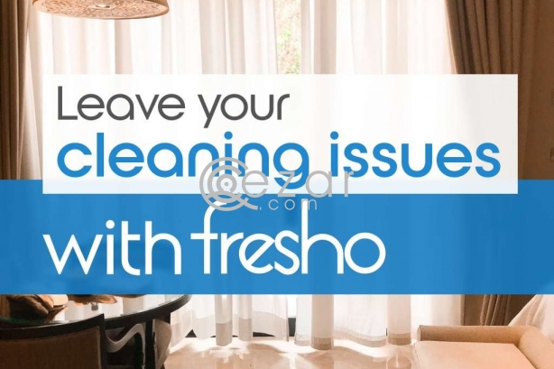FRESHO CLEANING SERVICES photo 1