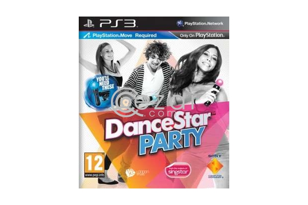 DanceStar PARTY - PS3 game photo 1